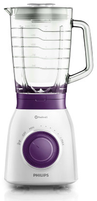 Блендер Philips HR2173/00 Viva Collection, Purple